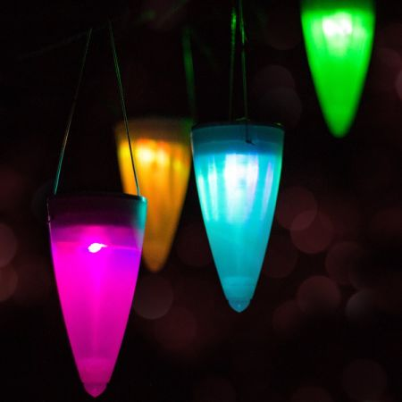 Shop For Gigalumi Color Changing Solar Lights Outdoor