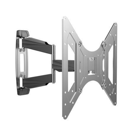 shop for loctek o2m outdoor heavy duty articulating tilting tv wall mount bracket for 26 50. Black Bedroom Furniture Sets. Home Design Ideas