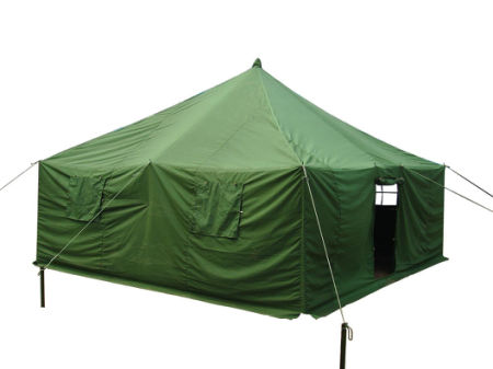 Waterproof Army Green Cotton Canvas Military Tent 4.5x4.5m Relief Tent for Outdoor  sc 1 st  CROV.com & Shop for Waterproof Army Green Cotton Canvas Military Tent 4.5x4 ...