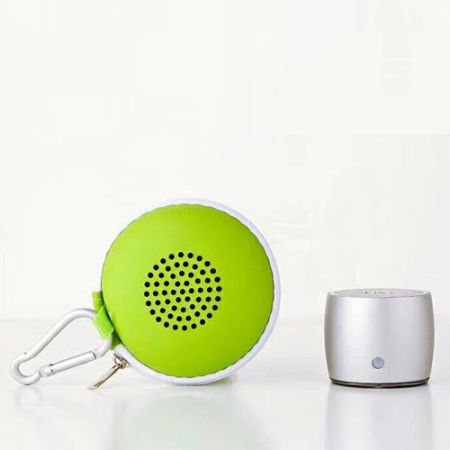 Portable Wireless Mini Speaker With Passive Subwoofer, Enhanced Impactive  Bass, Tiny Body Loud Voice