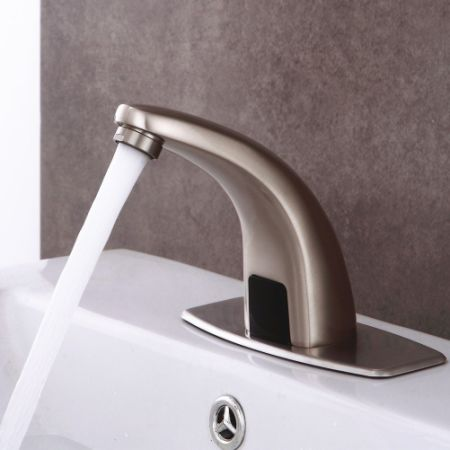 shop for fyeer automatic sensor touchless bathroom sink 20997