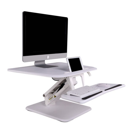 shop for flexispot 27 standing desk converter height adjustable