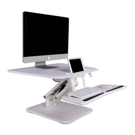 shop for flexispot 27 standing desk converter height adjustable