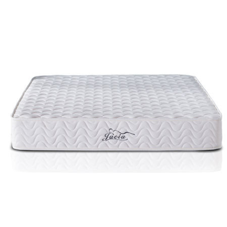Mattress Twin Size 9'' Innerspring Tight Top Medium Comfort Foam Sleep