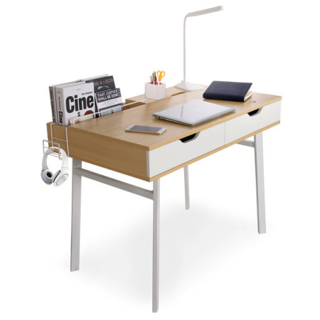 Lifewit Computer Desk Large Office Desk Study Table Workstation For Home  Office