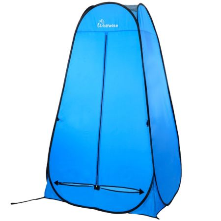 WolfWise New Style Shower Tent Privacy Portable C&ing Beach Toilet Pop Up Tents Changing Dressing Room  sc 1 st  Crov.com : privacy tents - memphite.com