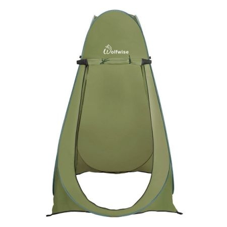 Shop for WolfWise Pop-up Shower Tent Outdoor Camping Dressing Tent Pop Up Bathroom Tent on garden tents, self erecting tents, family tents, lightweight tents, farmers market tents, hiking tents, camping tents, promotional tents, military tents, backpacking tents, dome tents, luxury tents, outdoor tents, cabin tents, event tents, car tents, frame tents, ice fishing tents, indoor play tents, coleman tents,