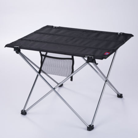 EL INDIO Ultralight Portable Folding Table Compact Roll Up Tables With  Carrying Bag For Outdoor Camping