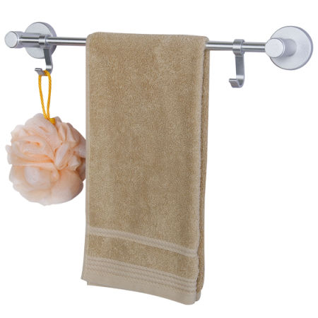 Shop for Lifewit Towel Bar Rack with Two Hooks 169 Towel Hanger
