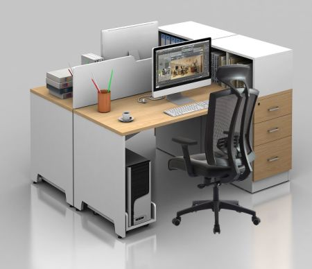 high office desk. High Back Mesh Executive Chair, Office Desk Chair With PU Seat, Lumbar Support, Y