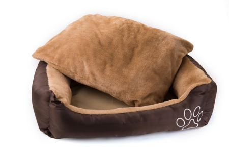 Deluxe Water-Resistant Pet Bed