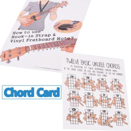 Shop For Ukulele 21 Soprano With Gig Bag Tuner Finger Sticker