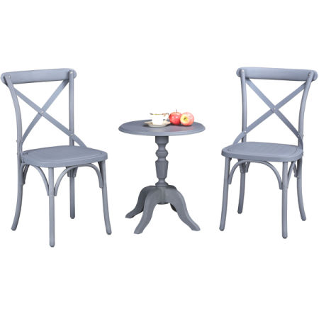 Shop for [Free Shipping] 3 Piece Outdoor Bistro Set Dining