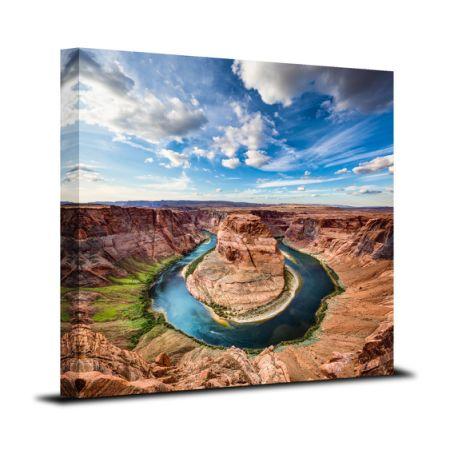 Shop For Royllent 1 Panel Framed Wall Decor Art 16x16inch Horseshoe