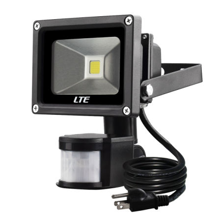 Shop for motion sensor flood light lte 10w waterproof pir sensor motion sensor flood light lte 10w waterproof pir sensor security led lights 6000k aloadofball Images