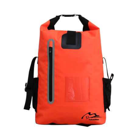 Summitter-Waterproof Dry Backpack Beach Bag Sport Bag Swimming Sack Camping  Rafting Tarpaulin Bags Travel 42238e2edfb52