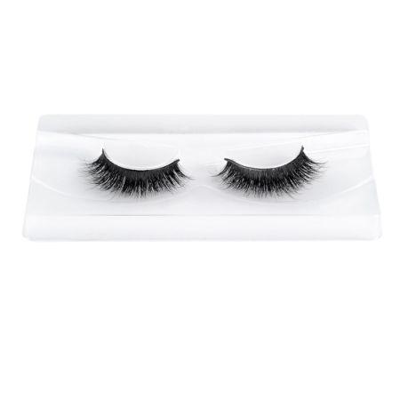 Shop For Wleec Beauty 100 Mink 3d Strip Lashes Natural