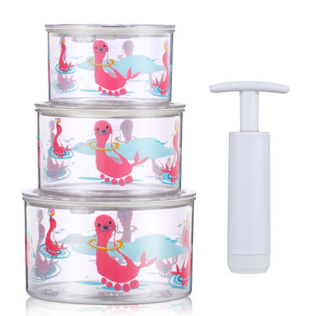 Shop for Food Storage Vacuum Container Set Big BoxMedium BoxSmall