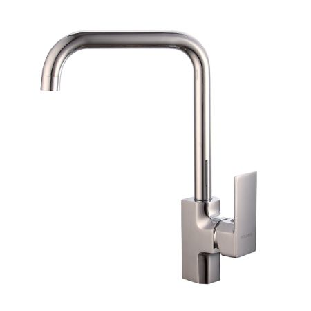 Widespread Kitchen Faucet With Volume