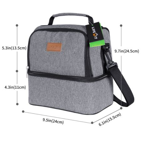 Lifewit Insulated Lunch Box For S Men Women Kids Thermal Bag
