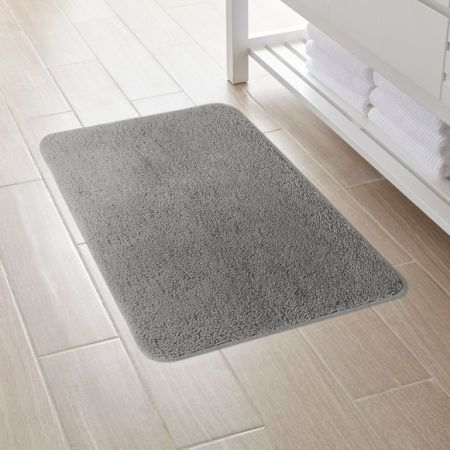 ... Microfiber Rugs Kitchen By Shop For Lifewit Soft Microfiber Bathroom  Rugs Non Slip ...