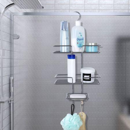 Shop for Lifewit Shower Caddy Bathroom Shower Hose Rack, Hand Held ...