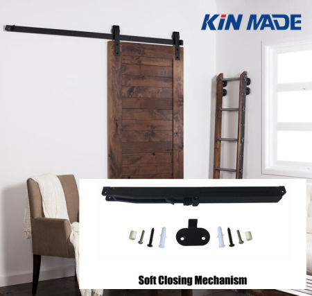 Shop For Soft Close Sliding Barn Door Hardware Kits At Wholesale