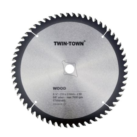 Shop for TWIN-TOWN 8-1/4-Inch 24T & 60T Framing & Fine Finish Thin ...
