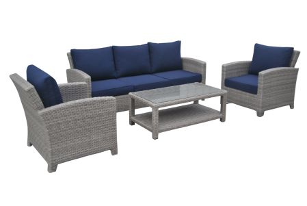 4pcs Outdoor Living Set