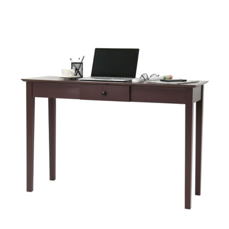 Kinbor Office Computer Table Home Study Writing Desk With Drawer