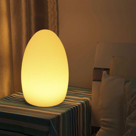 Shop for waterproof floating led egg lights rgbw color changing waterproof floating led egg lights rgbw color changing night led light table lamp with remote aloadofball Choice Image