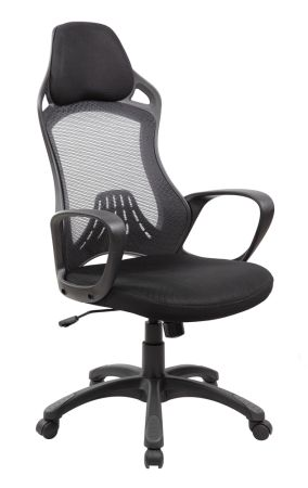 shop for high back mesh executive managerial computer desk swivel