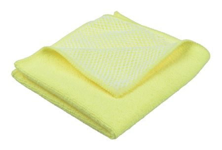 Sinland Microfiber Dish Cloth Best Kitchen Cloths Cleaning With Poly Scour Side Size