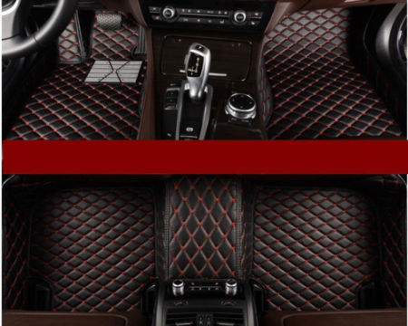 Shop For Anti Slip 5d Xpe Leather Car Mats For Mercedes Benz Gle350