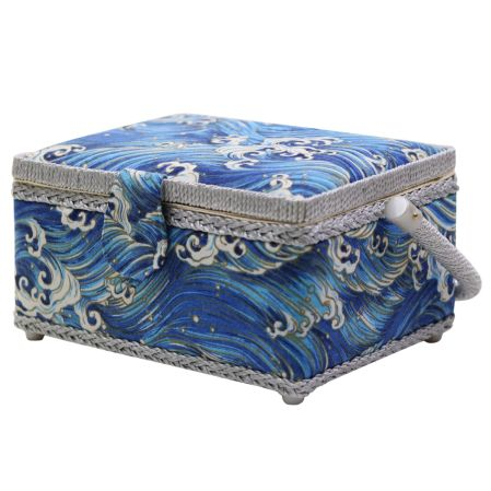 Wood u0026 Fabric Handmade Arts u0026 Crafts Gift Storage Boxes Jewelry Box with Handle  sc 1 st  Crov.com & Shop for Wood u0026 Fabric Handmade Arts u0026 Crafts Gift Storage Boxes ...