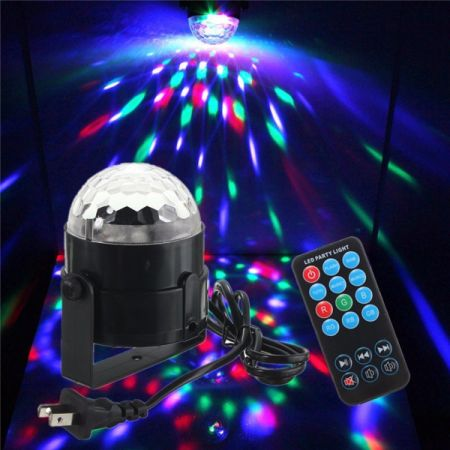 shop for chenyu home decor party disco dj ktv bar led rgb crystal