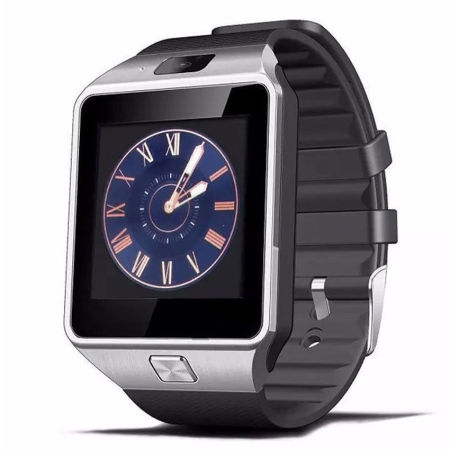 Smart Watch Wearable Support SIM TF Card with Camera Antilost Bluetooth Dial and Answer Call Healthy for Mobile Phones