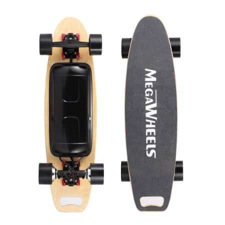 Shop for MegaWheels GS01 Electric Longboard Skateboard Electric offroad Skateboard Motorized