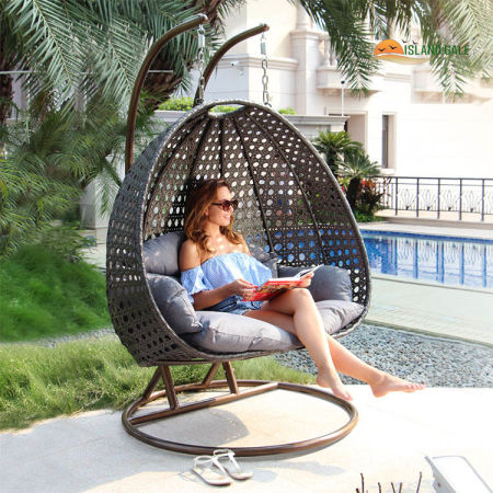 Shop for Free Shipping Outdoor Furniture Porch Swing ...