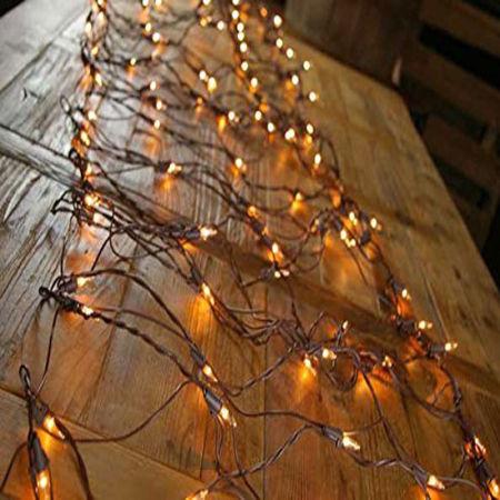 net lights net mesh 13ft x 13ft 70 tungsten filament lamp lights for wedding home garden