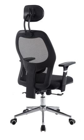 Wahson Mesh Office Chair With High Back Flip Up Armrest Tilt Lock 45 Degree