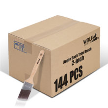 [Group Buying] WOLF Beta Pro Series, Angle Sash Trim Brush, 2-inch 144 Pcs/Carton