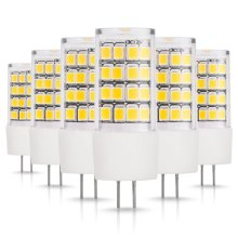 G4 LED Bulb,Pin,MINI Bulb, 5W (40W Halogen Equivalent), 12V, Natural Daylight White 4000K, 450LM