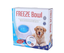 Chilled Pet Cool Fresh Water Bowl for Dogs, Keeps Cold & Frosty for 8 Hours