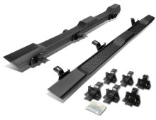 [Group Buying] Original Running Board for Jeep Wrangler 4 Doors JK07+ (1 Set/Carton)
