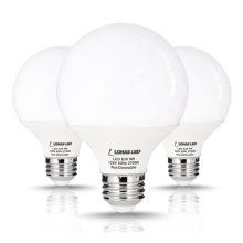 G25 LED Bulb, E26 Base, 9W (60 Watt Equivalent), 810 Lumens, 2700K, for Home Lighting