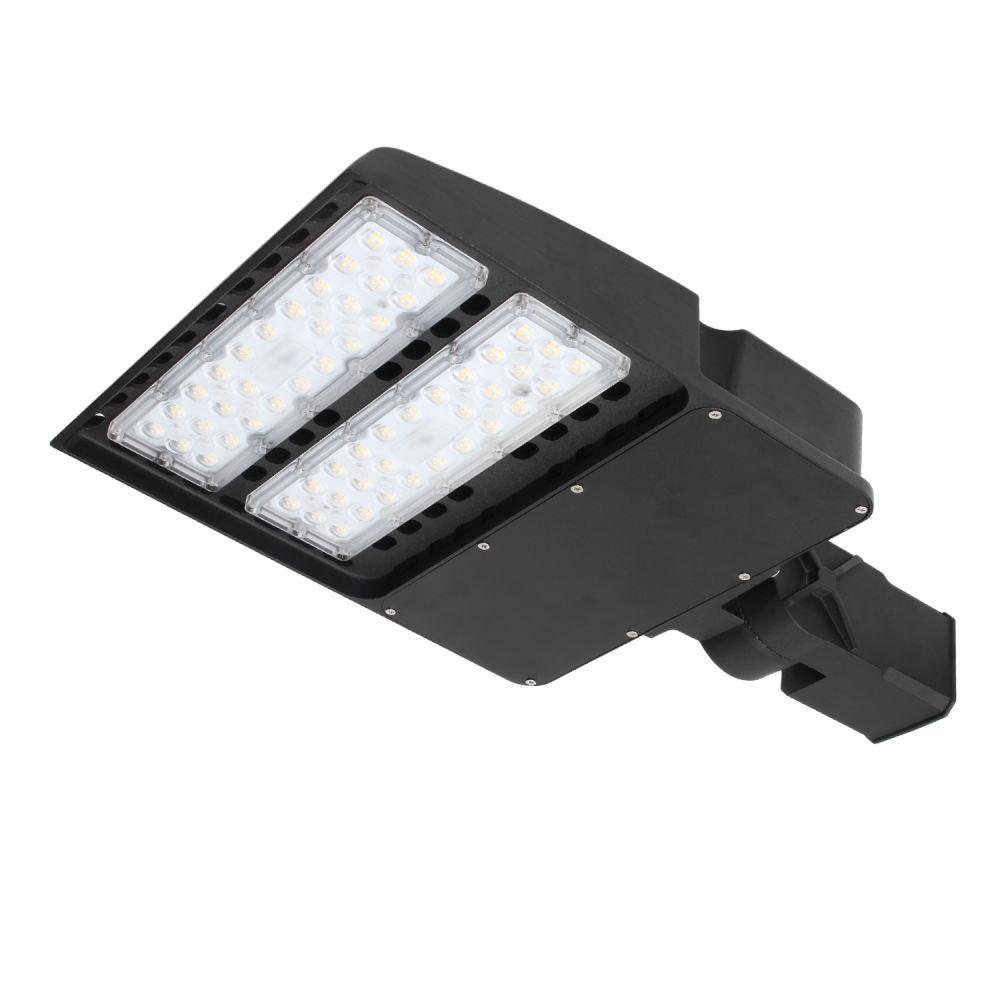 150w led shoebox light led parking lot light led outdoor lighting 1 piece carton