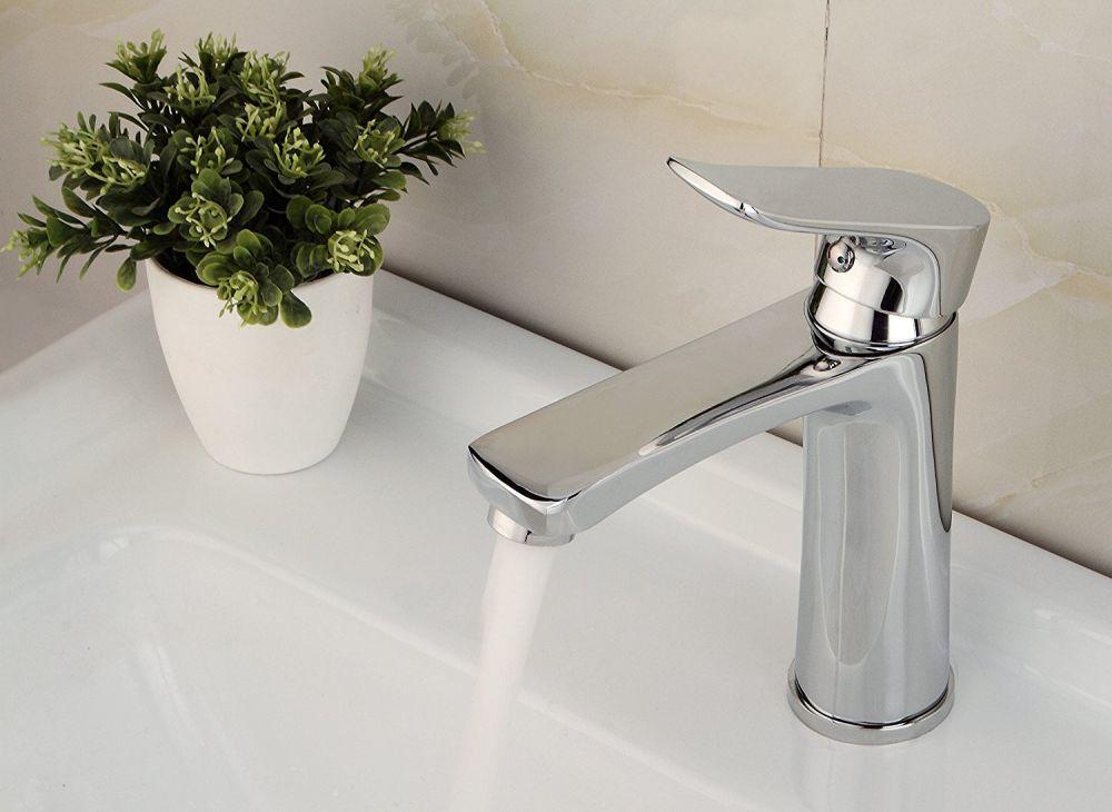 Shop for LIDANDA Low-Arc Modern Touch-On Centerset Lavatory Bathroom ...