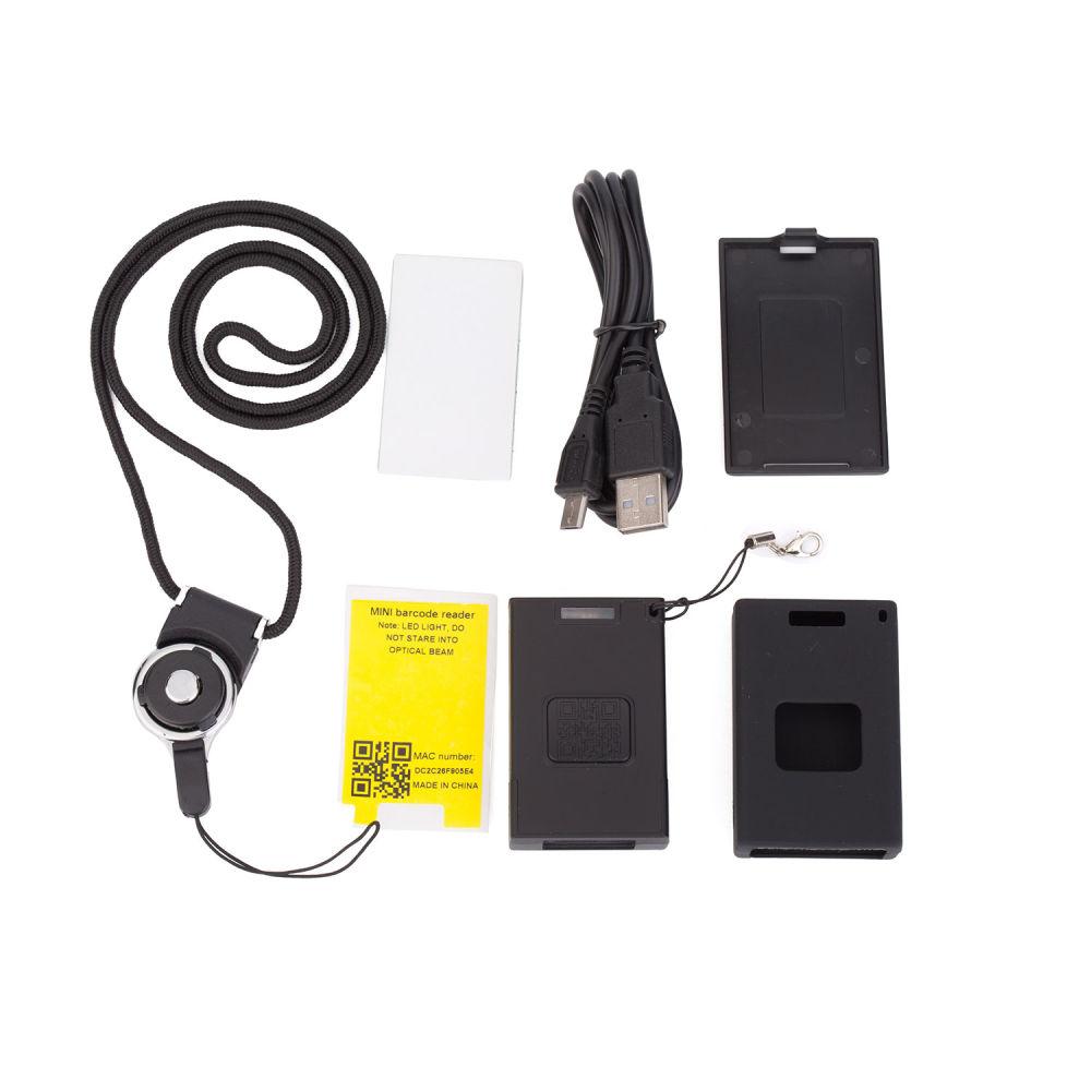 Shop for Posunitech Wireless Mini Bluetooth Barcode Scanner