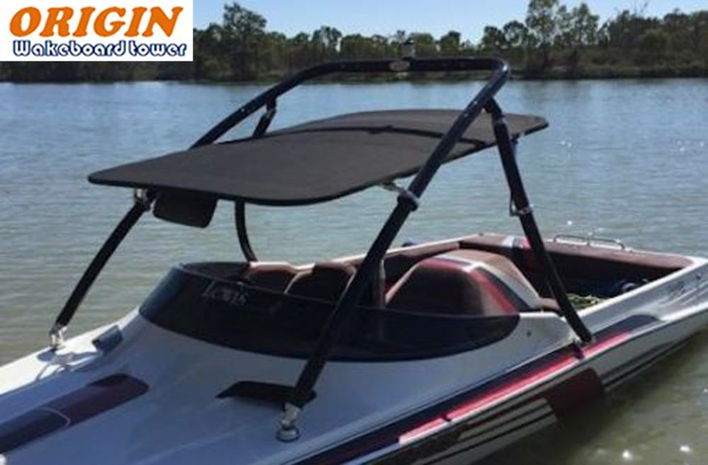 Shop for Origin Advancer Wakeboard Tower Black Coated at Wholesale ...